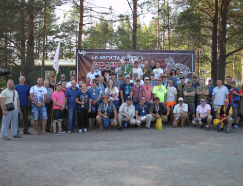 Фото стрелкового фестиваля клуба «Питерский охотник», 29.07.18