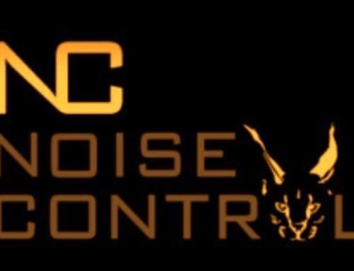 Наш новый партнер — NOISE CONTROL
